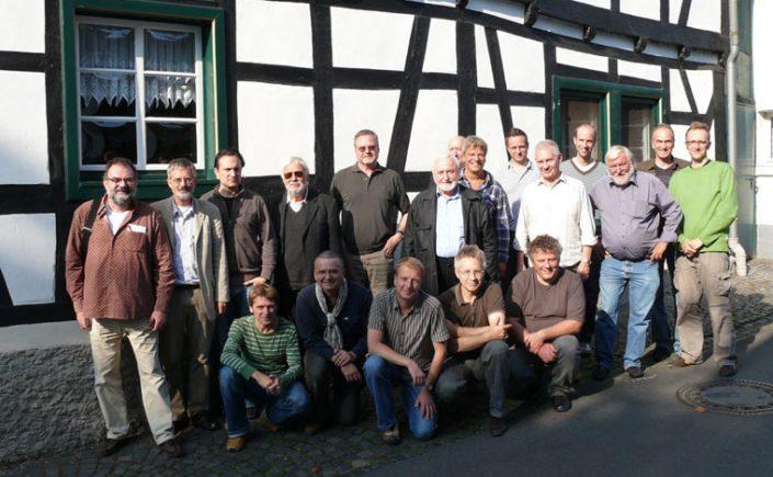12. Arbeitstagung, 17. bis 18. September 2009 in Blankenberg/Hennef