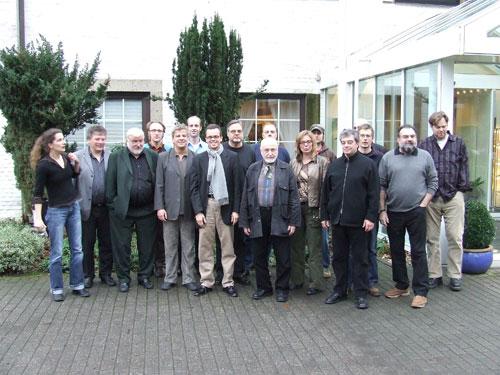 2. Arbeitstagung, 4. bis 5. Januar 2007 in Münster