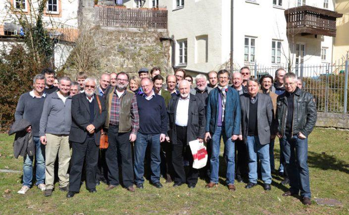 19. Arbeitstagung, 15. bis 17. März 2012 in Burghausen