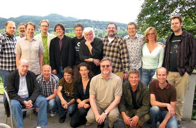 7. Arbeitstagung 19. bis 20. Juni 2008 in Remagen-Rolandseck