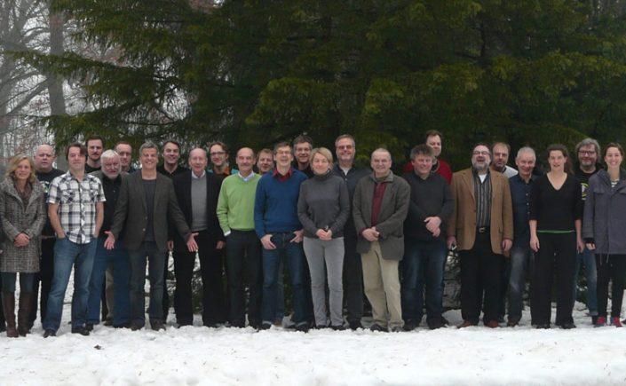 16. Arbeitstagung, 6. bis 7. Januar 2011 in Münster