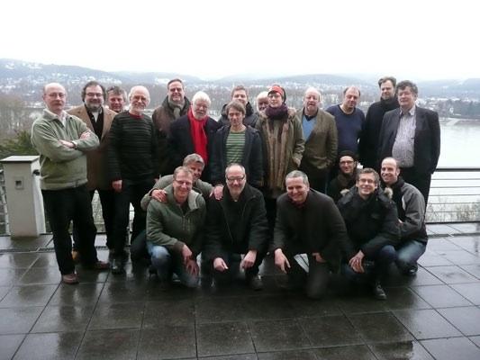 13. Arbeitstagung, 28. bis 29. Januar 2010 in Remagen-Rolandseck