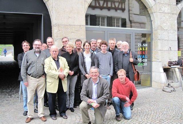 14. Arbeitstagung, 7. bis 8. Mai 2010 in Schaffhausen