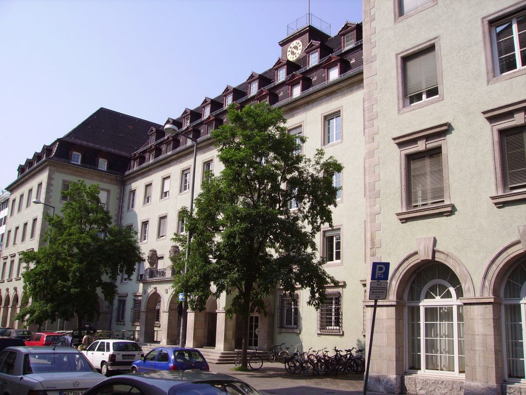 Staatliche Hochschule für Musik und Darstellende Kunst Mannheim
