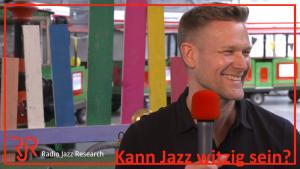 Der Jazz und der Witz | Eine kurze Einführung zur 34. RJR-Arbeitstagung mit Götz Bühler