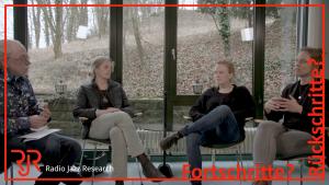 Perspektiven im deutschen Jazz | Diskussionsrunde bei der 33. RJR-Arbeitstagung
