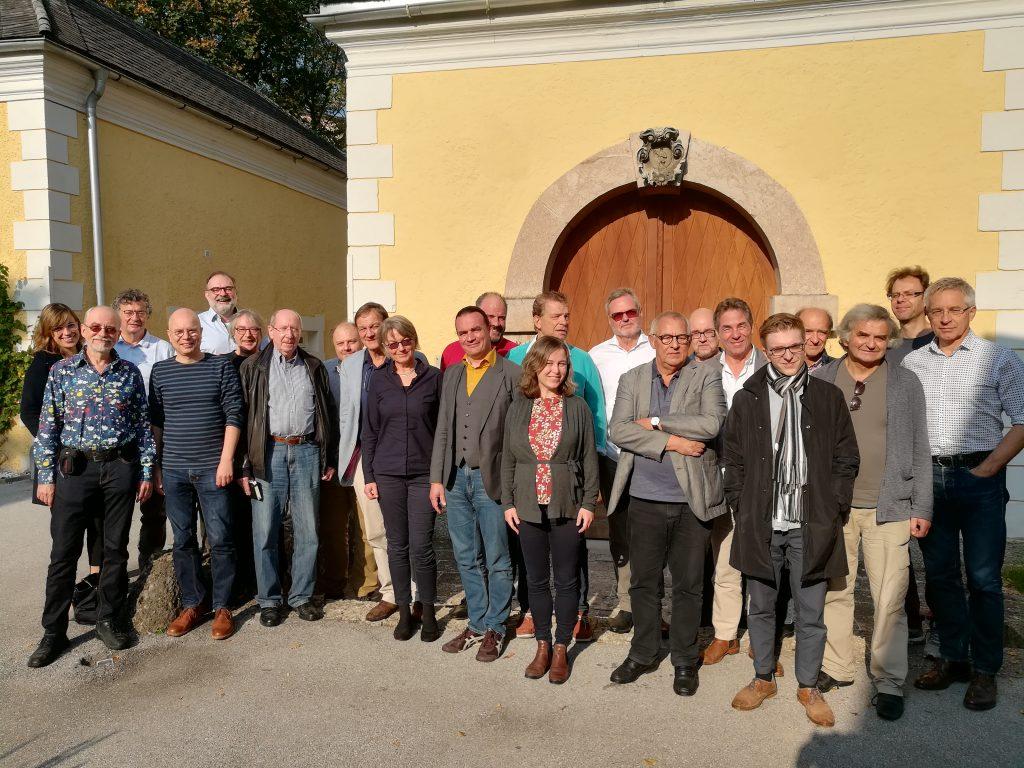 35. Arbeitstagung in Salzburg | 18. und 19. Oktober 2018: Improvisation. Neue Perspektiven