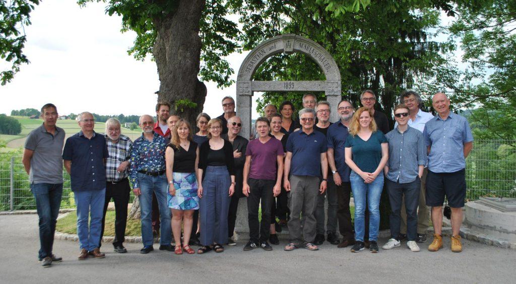 Gruppenfoto Diersbach 2019