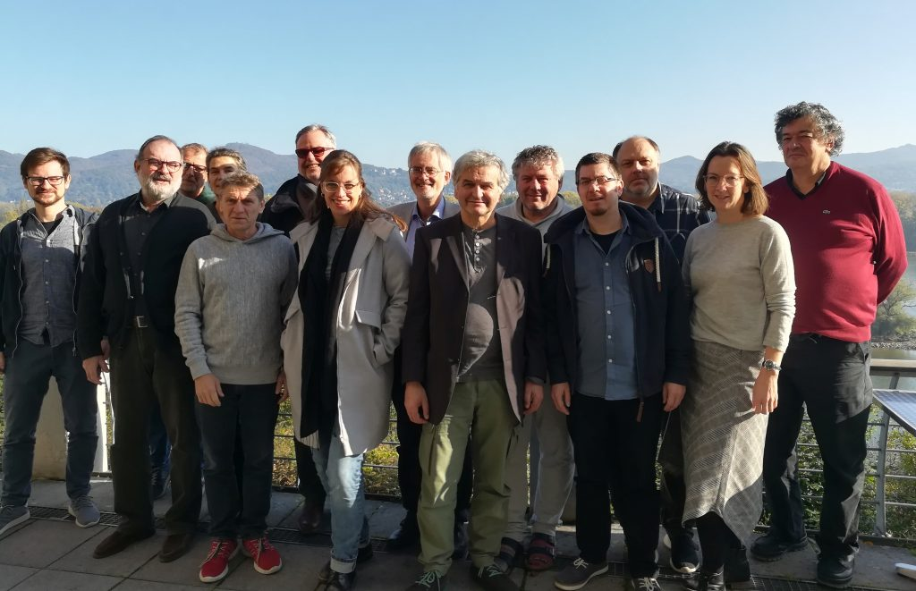 Gruppenfoto Remagen 2019