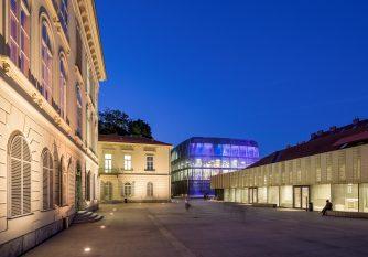 Campus der Kunstuniversität Graz | Foto: Wolfgang Hummer