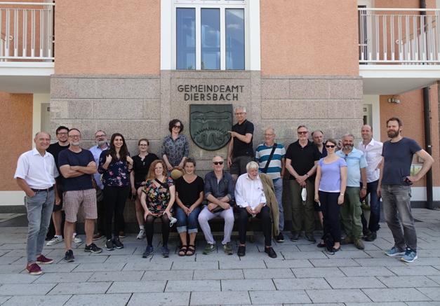 39. Arbeitstagung in Diersbach II | 30. und 31. Juli 2021: Jazz in Europa - Zur aktuellen Situation